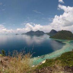 Bohey Dulang 7 Islands!